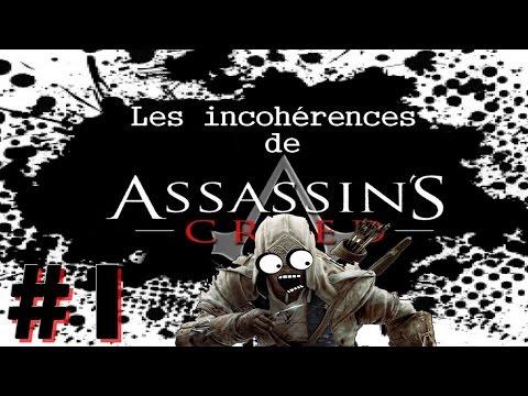 CBS#2 - Les incohérences d'Assassin's Creed 3 (part.1)