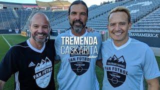 Tremenda Caskarita: Videoblog del Dr. García