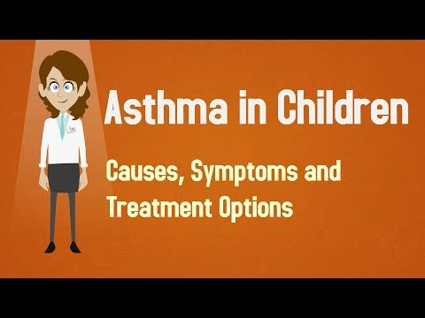 Asthma in Children – Causes, Symptoms and Treatment Options