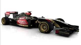 Lotus F1 Team E22 Launch - 2014 Formula 1 Car