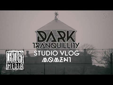 """DARK TRANQUILLITY -  """"Moment"""" in the making. Studio Sessions (Take #1)"""