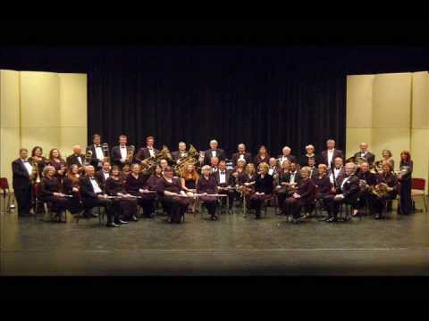 CAROUSEL - Waco Community Band with Karen Albrecht, vocalist