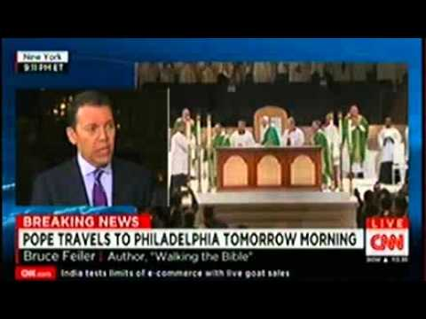 Breaking News : Pope Travels To Philadelphia Tomorrow