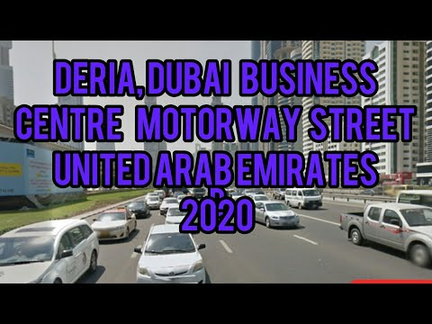 Deria Dubai Business centre, United Arab Emirates