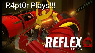 r4pt0r plays Reflex Arena