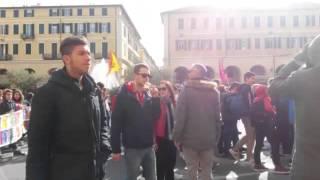 Manifestazione Libera Imperia 21 marzo 2016
