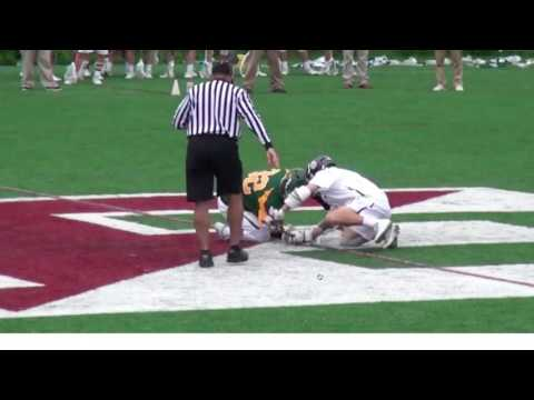 John McKee 2020 Freshman Lacrosse Highlights