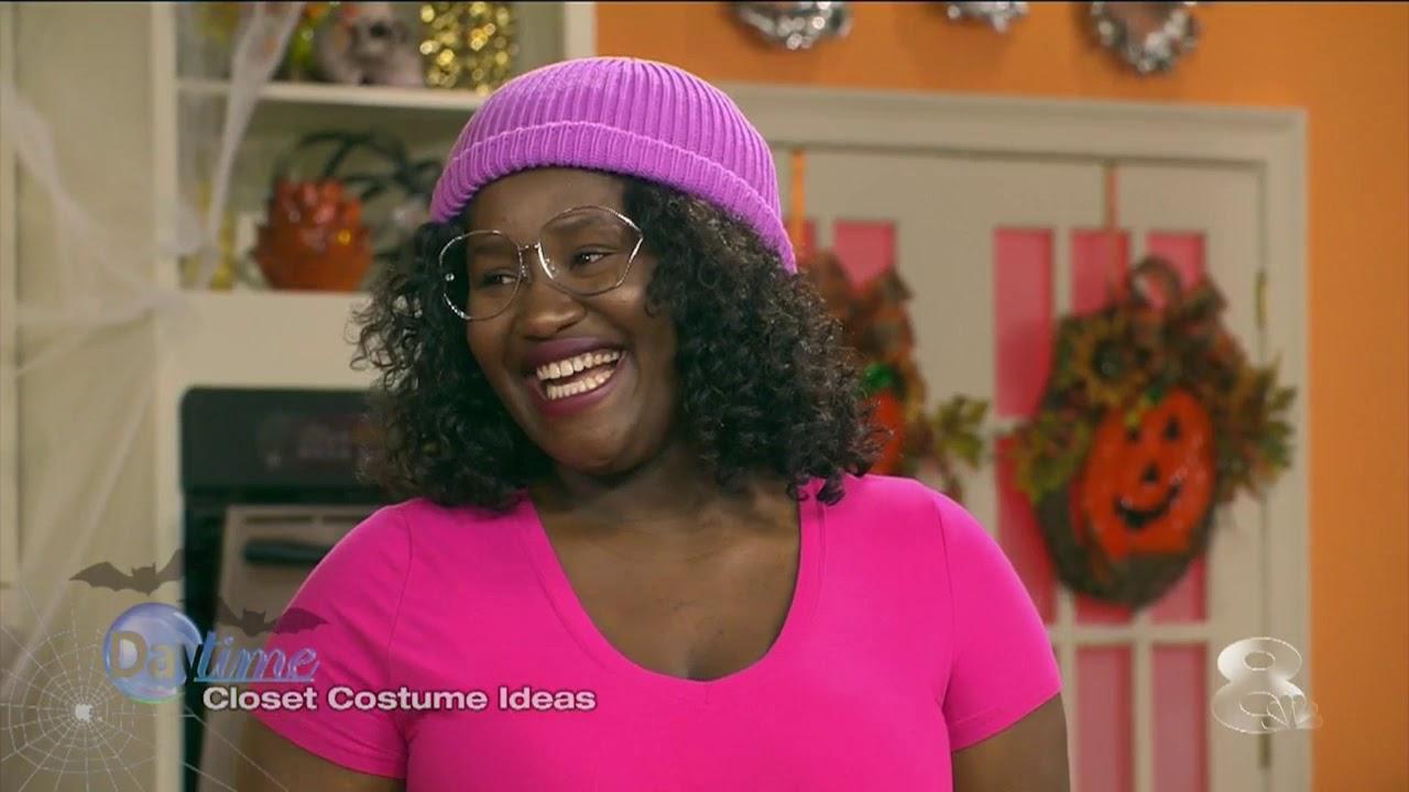 Closet Costume Ideas at Daytime