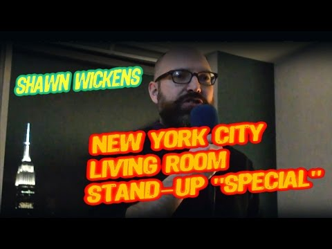 New York City Living Room Stand-up Comedy