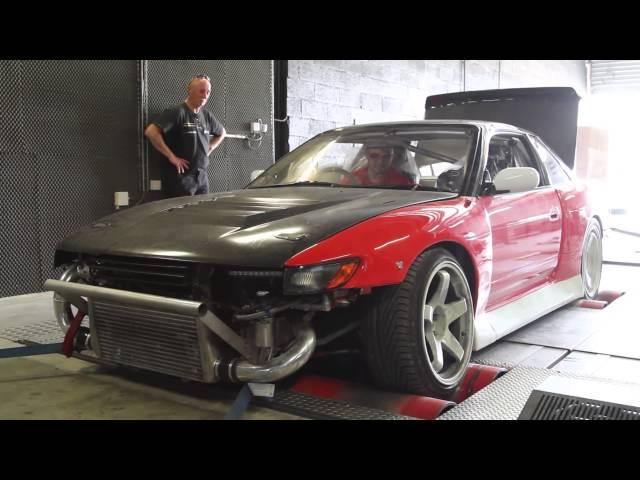 PS13 RB25 Drift Car