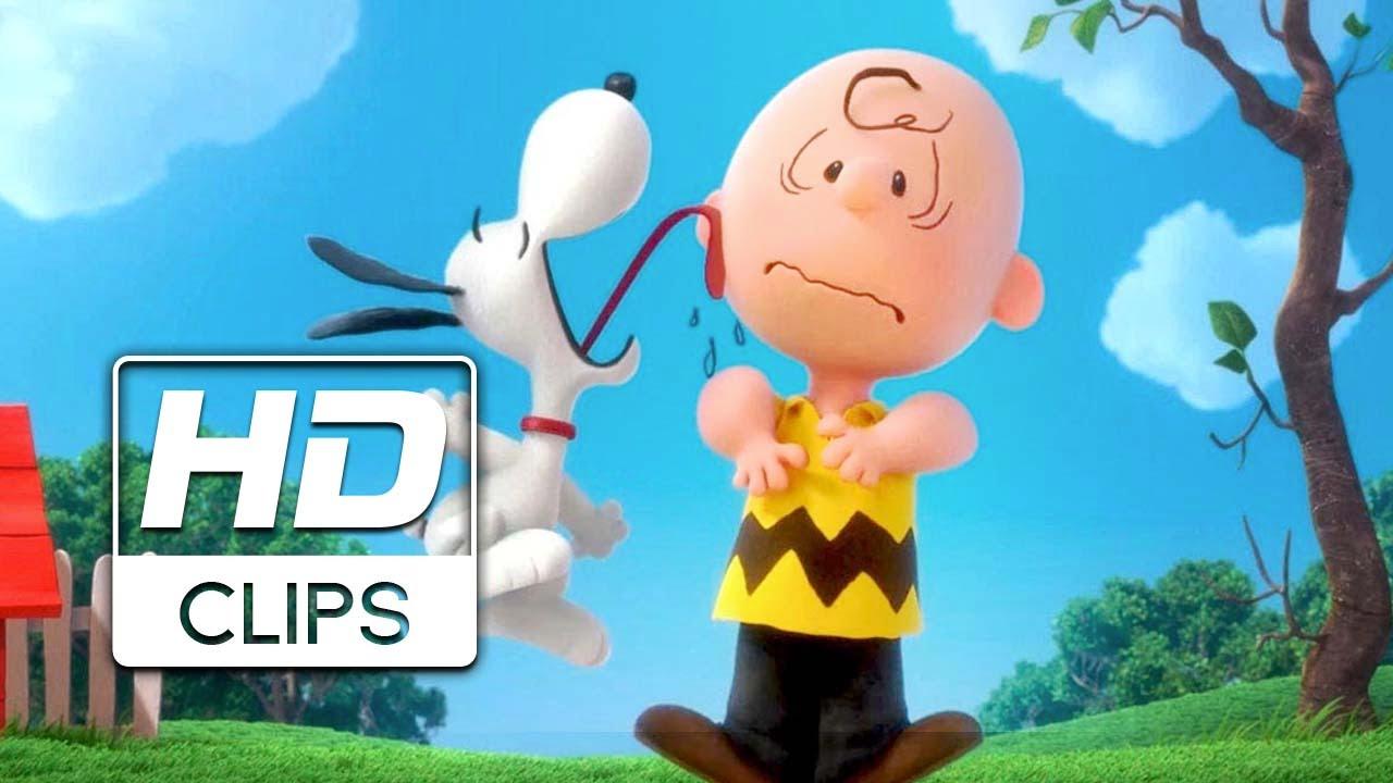 Snoopy & Charlie Brown: Peanuts La Película   Clip: Cómo dibujar a ...