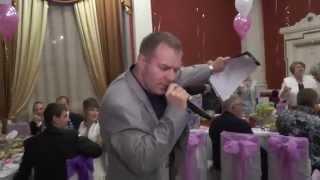 Свадьба 25 октября 2013 года, город Октябрьский РБ