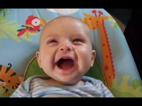 Meilleurs Bébés Rire Vidéo. Compilation 2015 [Nouvelle HD]