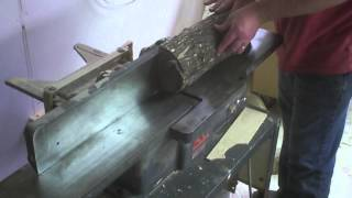 Firewood To Lumber Easy Way