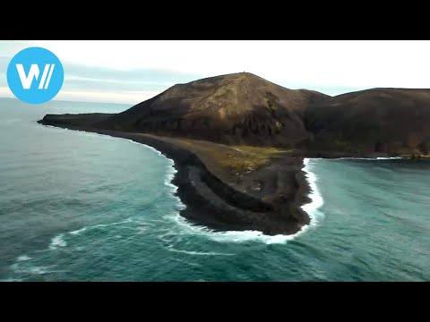 Surtsey, the Birth of an Island | The Volcanic Island Turned 50 (HD 1080p)