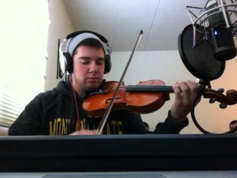 Im Shipping Up To Boston Violin   Dropkick Murphys  Nathan Hutson