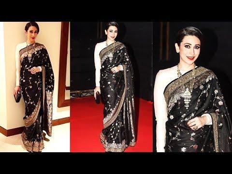 Karishma Kapoor's Latest Saree Designs