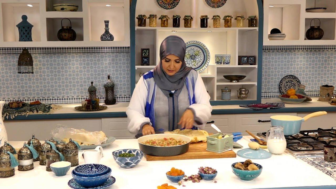 أسرع وأسهل الوصفات : MINI Recipe - رقاق الشاورما
