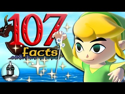 Save 107 The Legend of Zelda: The Wind Waker FACTS - Nintendo FACTS! | The Leaderboard Screenshots