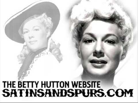 Betty Hutton - Orange Colored Sky (1950)