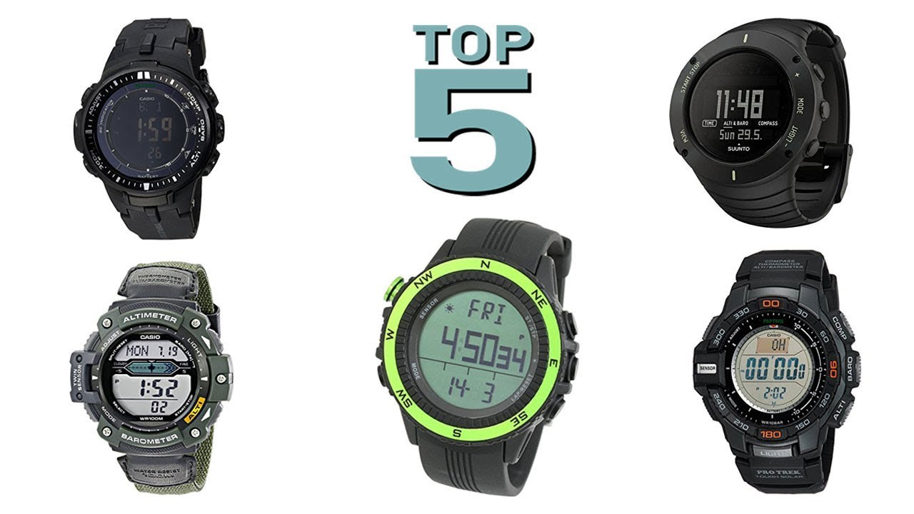 images The 5 Best Sports Watches to Buy in 2019