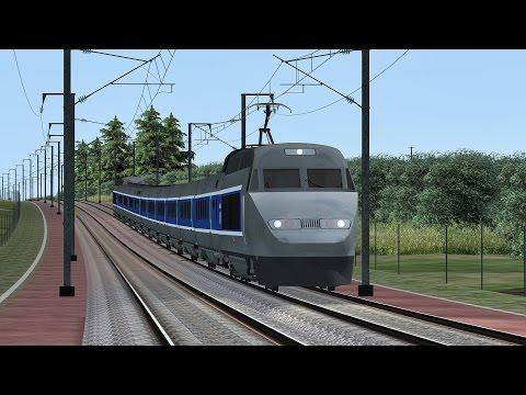 Train Simulator 2016 Atlantic High Speed Route