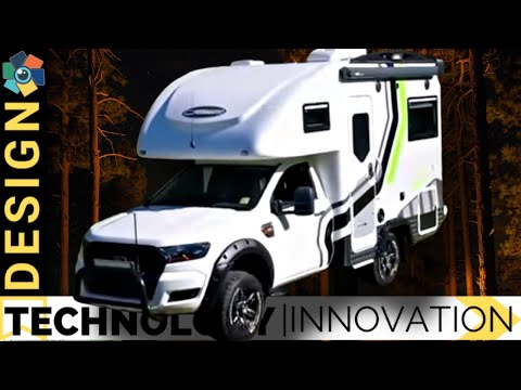 10 Impressive New Caravans Motor Homes And Camper Vans 2018
