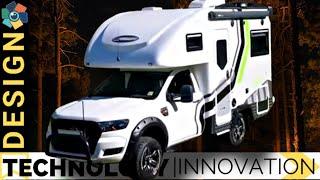 10 Impressive New Caravans Motor Homes And Camper Vans 2018