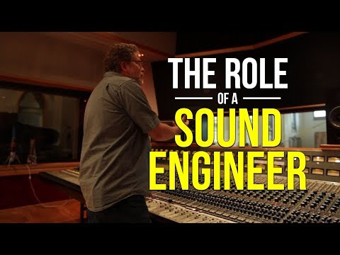 The Role of a Sound Engineer | Worship Band Workshop