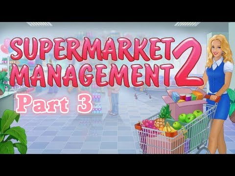 Supermarket Management 2  busy supermarket G5 Gaming Free Android Game Video