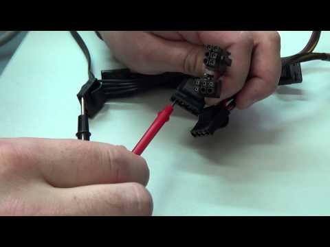 Перепутаны 5v и 12v в блоке питания Thermaltake Smart SE 630W.