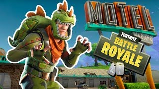 T-Rex Skin KOMMT - Fortnite Battle Royale Gameplay Allemand