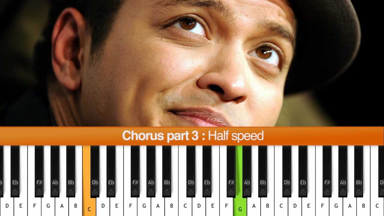 How to play when i was your man bruno mars piano tutorial how to play when i was your man bruno mars piano tutorial hexwebz Images