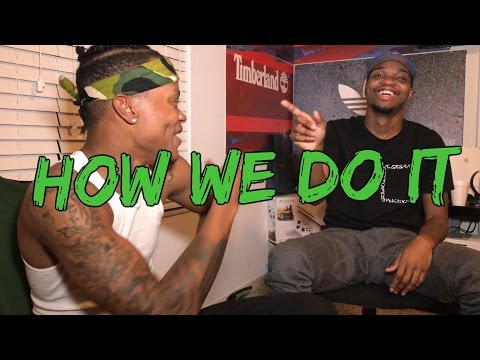 Jalyn Sanders, Talley Of 300, Montana Of 300 & No Fatigue - How We Do It ( REACTION ) - LawTWINZ