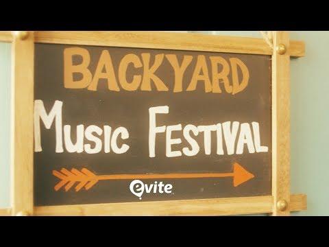 How to Throw a Backyard Music Festival 🤘🏻🍷
