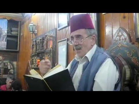 Damascus Coffee Shops Retain Traditional Charm