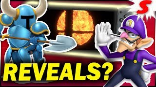 What Will Be REVEALED for Smash Switch at E3 2018? Nintendo Switch Smash Bros Speculation
