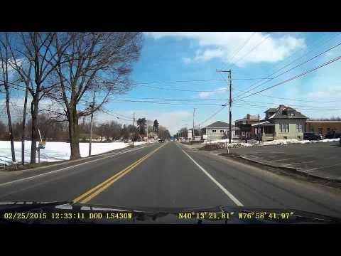 Dash Cam Videos #1 - Mechanicsburg, PA / Camp Hill, PA