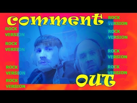 Песня Comment Out (Гудков Feat. Cream Soda) — HARD ROCK COVER