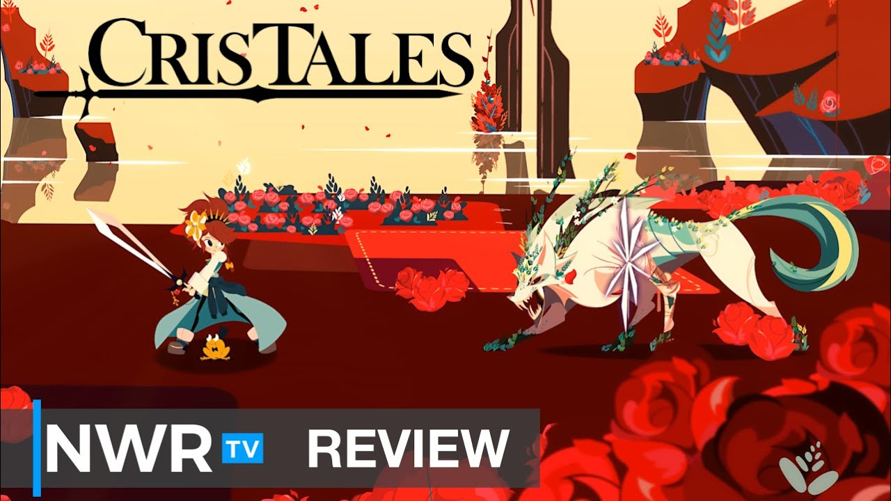 Cris Tales (Switch) Review In-Progress - A Gorgeous Papercraft RPG about Time and Change. (Video Game Video Review)