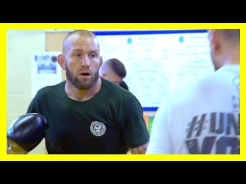 """The Best Lightweight"" in European MMA: Terry Brazier"