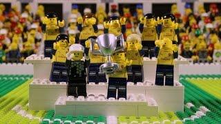 2015 FA Cup Final | Brick-by-brick