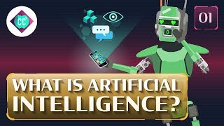 What Is Artificial Intelligence? Crash Course AI #1