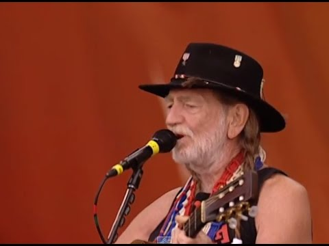 Willie Nelson - My Bucket's Got A Hole In It - 7/25/1999 - Woodstock 99 East Stage (Official)