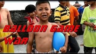 Gambar cover Balloon Game war