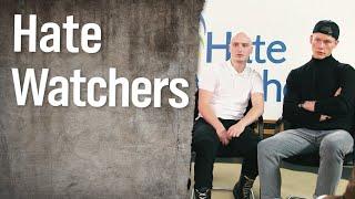 Johannes Schlüter: Gruppenleiter der Hate Watchers