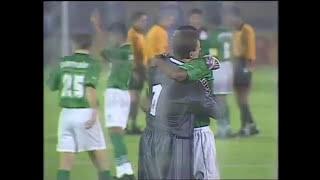 Palmeiras 1 x 1 Vasco - Libertadores 1999