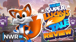 New Super Lucky's Tale (Switch) Review (Video Game Video Review)