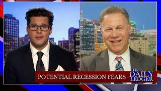 President of Wilsey Asset Management, Brent Wilsey, on Wall St., Recession Fears & China