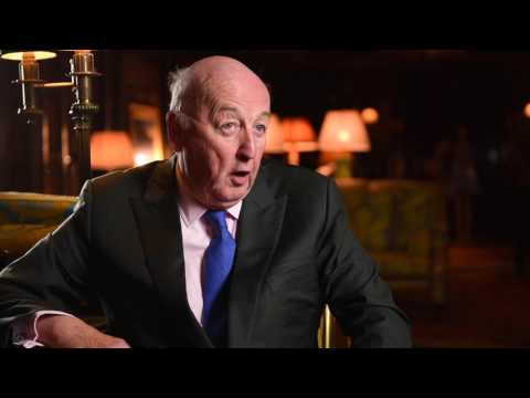 An interview with the Duke of Devonshire on the IQ Quarry Garden